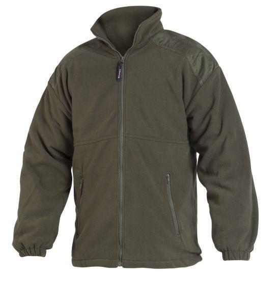 Rybáøská fleecová bunda z dvouvrstvého fleecu - zvìtšit obrázek