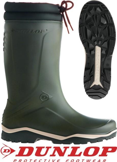 Zimní rybáøská obuv Dunlop Blizzard holinky - zvìtšit obrázek