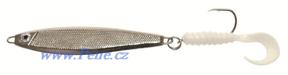 Vláèecí Pilkin s twistrem na moøe ICE fish bílý 7, 10, 16, 25, 40 a 60 g - zvìtšit obrázek