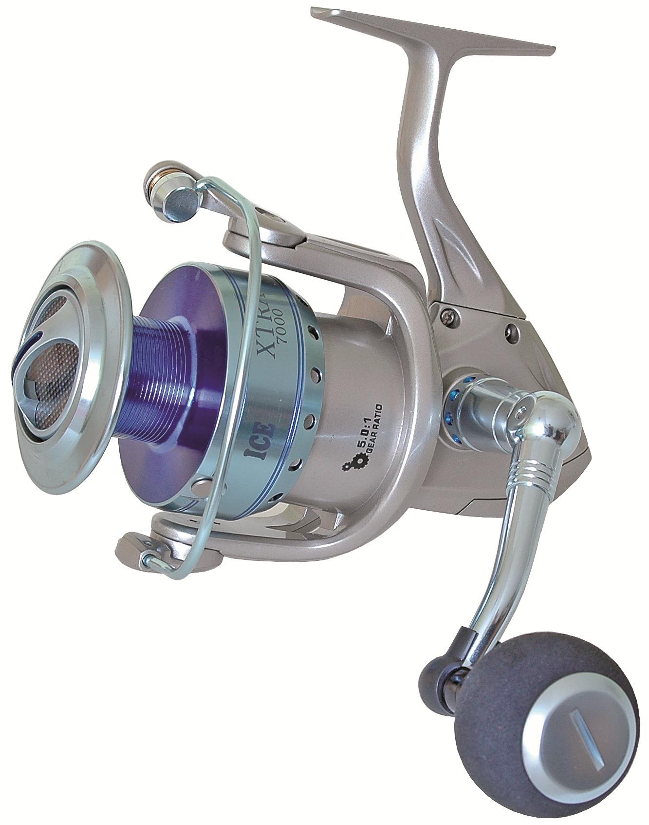 Naviják ICE fish XTRA 7000 na moøský rybolov - zvìtšit obrázek