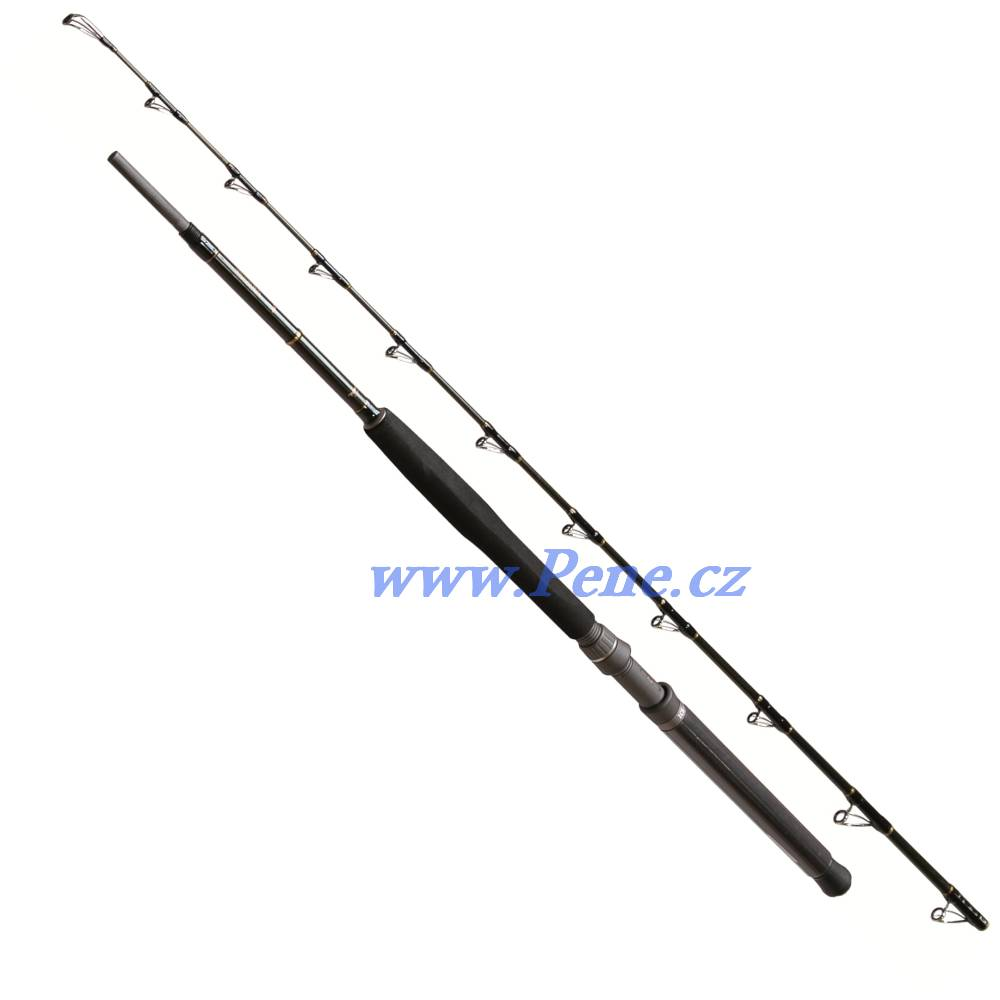 Prut ICE fish Guner 2,25m 300-600g na moøský rybolov - zvìtšit obrázek