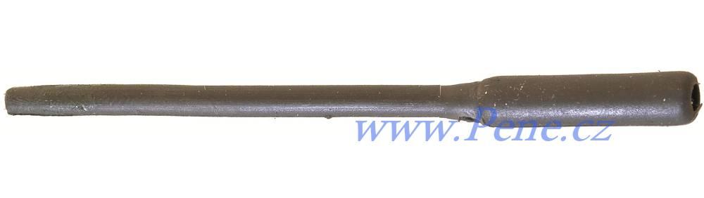 Rybáøská trubièka do výmìnné zátìže gumová Carp system 5ks - zvìtšit obrázek