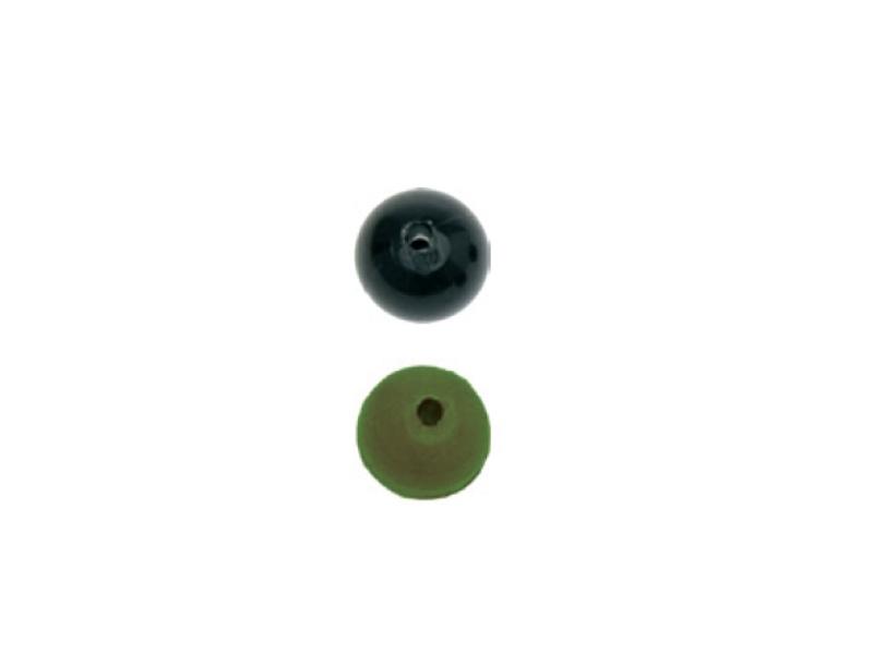 Korálek plastový 6mm 20ks Carp system - zvìtšit obrázek