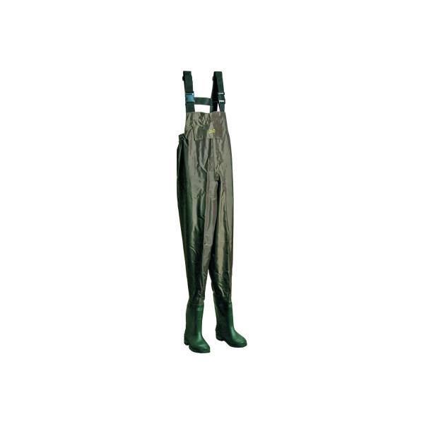 Rybáøské brodící kalhoty nylon ( prsaèky ) - zvìtšit obrázek