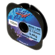Šòùra Zico Maxi line 0,12 mm / 5,4kg 100m  - zvìtšit obrázek