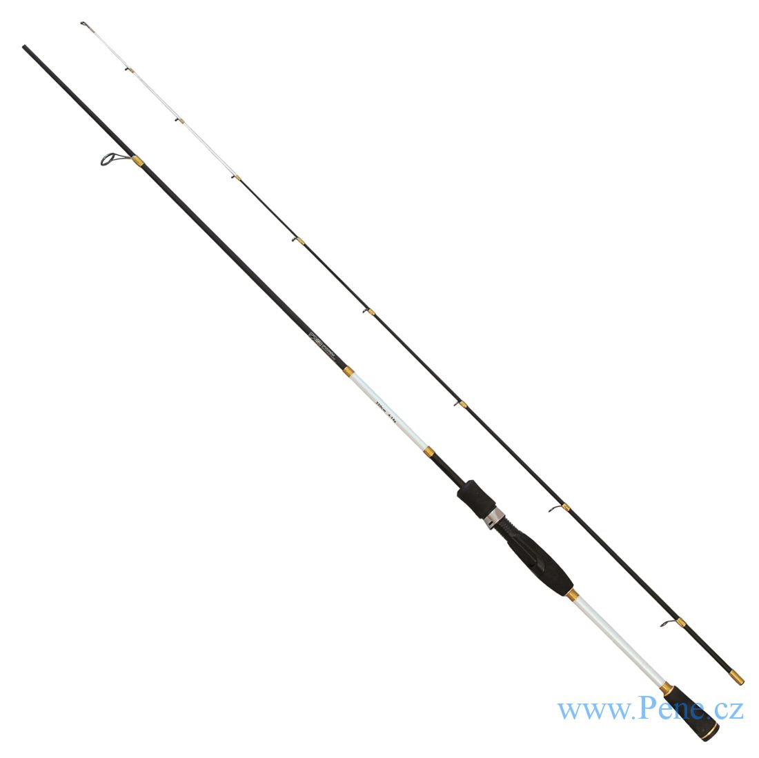 Prut ICE fish Jigger 2,05m 1-7g na pøívlaè - zvìtšit obrázek