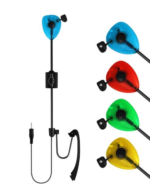 Signalizátor zábìru Delphin SKIPER s LED - zvìtšit obrázek