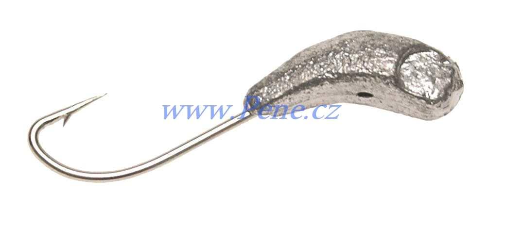 Marmyška delfín nebarvená 1g - 4g - zvìtšit obrázek