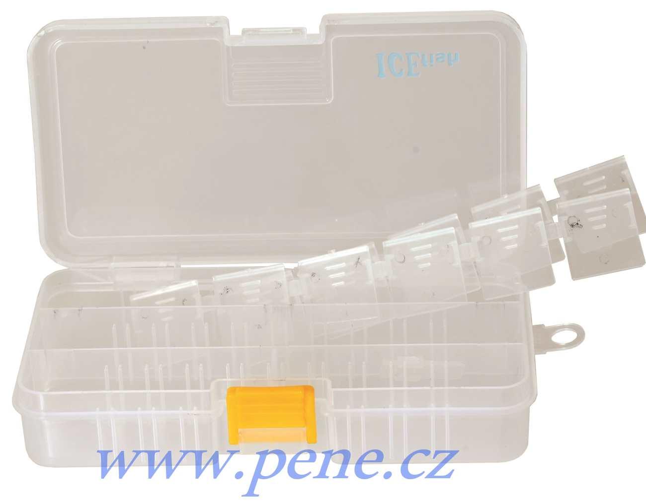 Rybáøská plastová krabièka stavitelná E13 JSA fish - zvìtšit obrázek