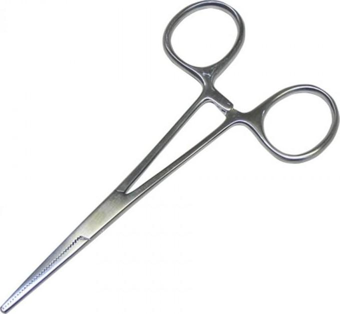 Pe�n rovn�, zahnut� 13cm vypro��ova� h��k� JSA fish - zv�t�it obr�zek