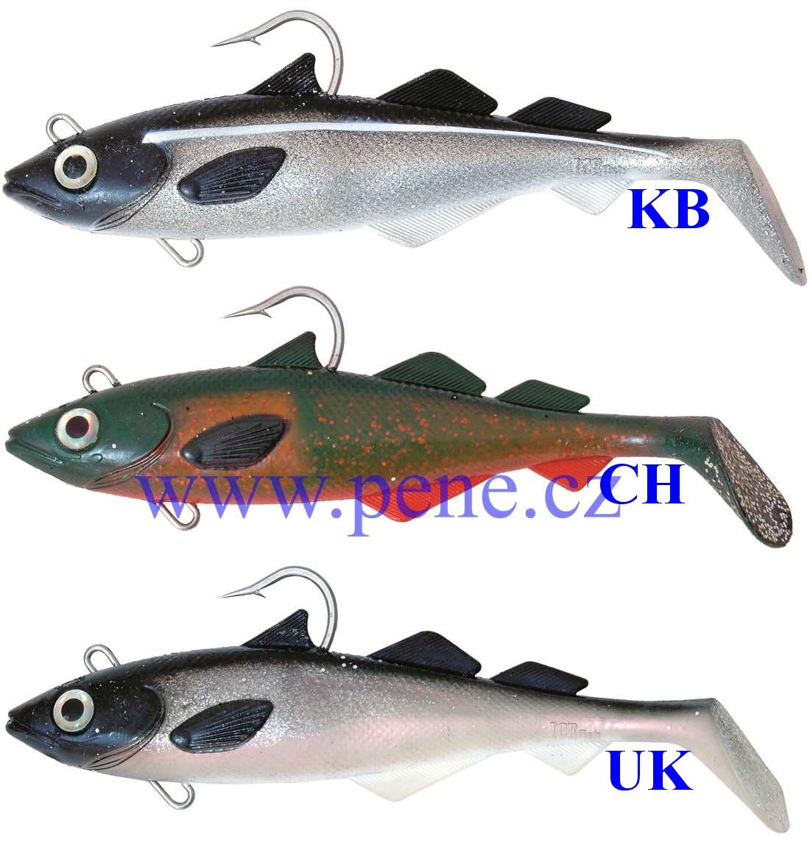 ICE fish nástraha ryba SEI Keler 22cm 365g - zvìtšit obrázek