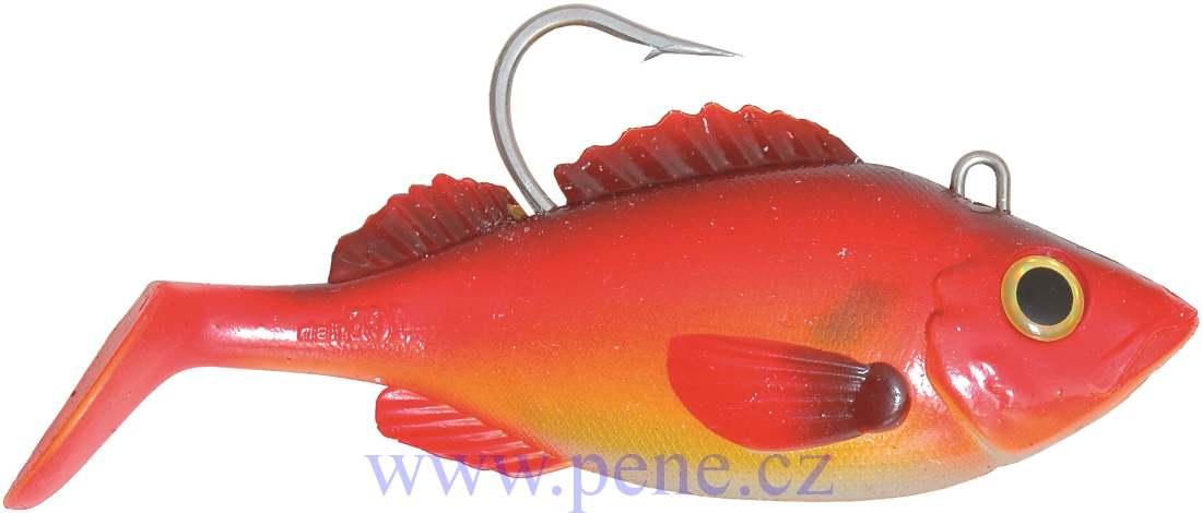 ICE fish nástraha ryba UER Moøský okouník 16cm 450g - zvìtšit obrázek