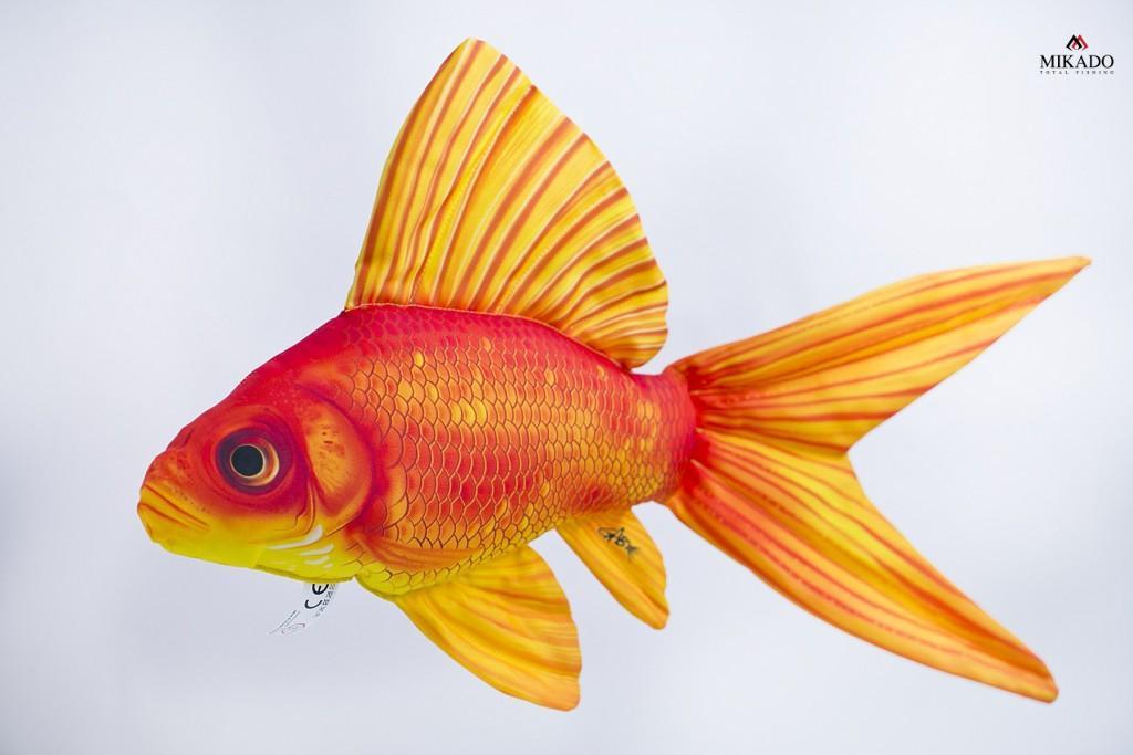 Polštáø Zlatá rybka 60cm, polštáøek GABY - zvìtšit obrázek
