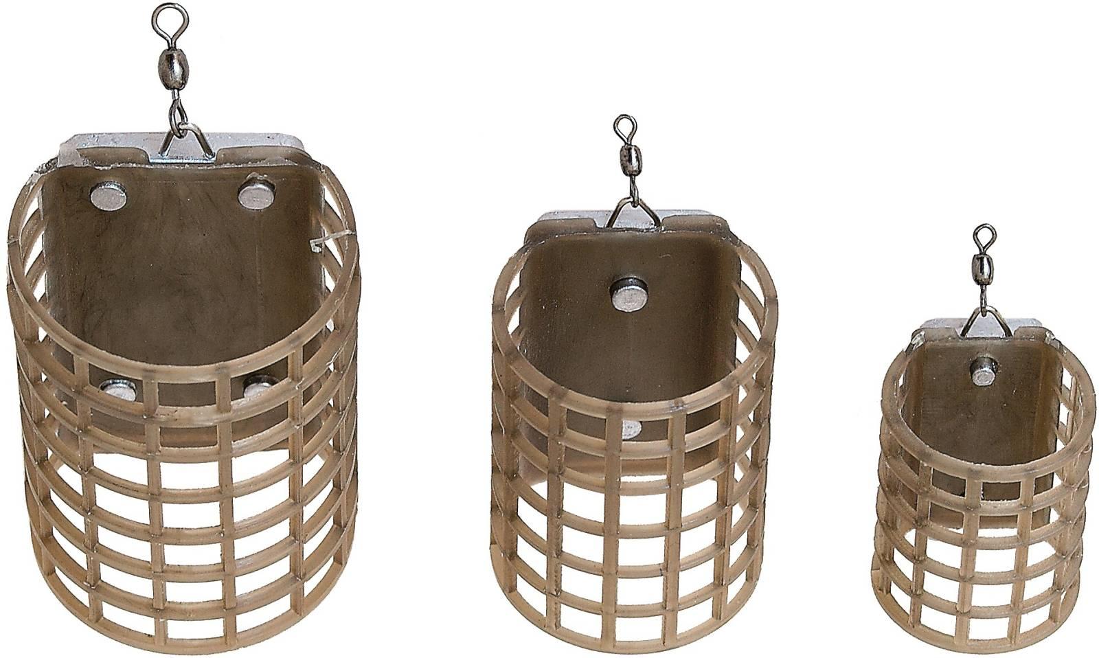 Feederové krmítko FM - S 30x25mm 10g, 20g, 30g a 40g - zvìtšit obrázek
