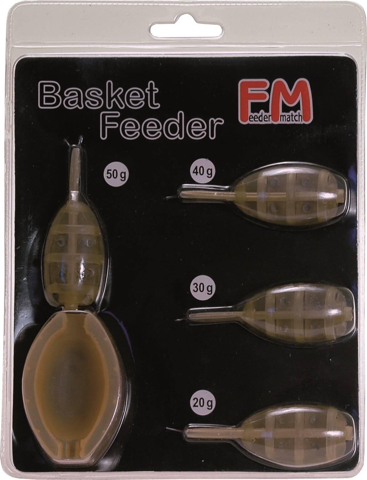 Set prùbìžných method feederových krmítek s formièkou. - zvìtšit obrázek