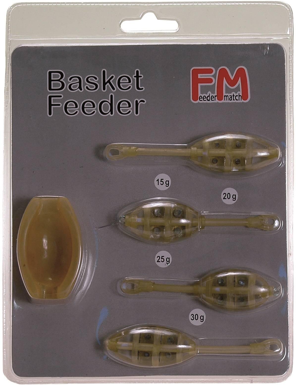 Set závìsných method feederových krmítek s formièkou. - zvìtšit obrázek