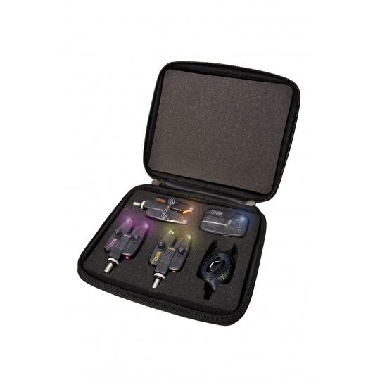 Flajzar Neon TX3 Set 3+1 sada signalizátorù s pøíposlechem RX - zvìtšit obrázek