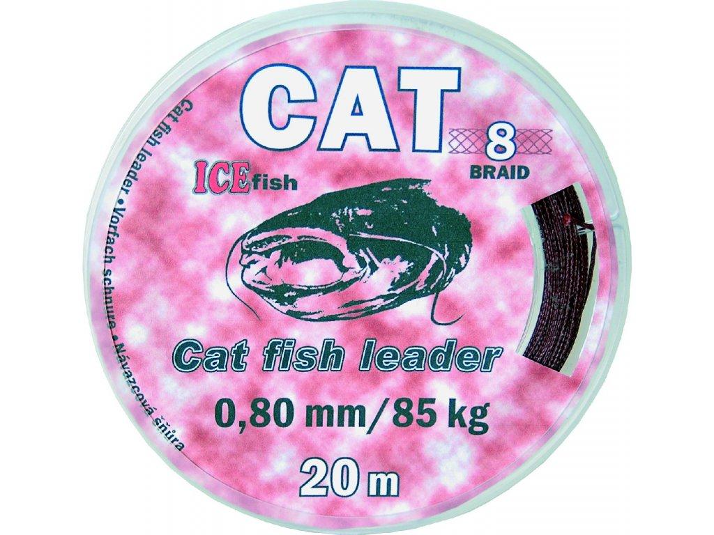 Šòùra CAT 20m na sumcové návazce nosnost 85, 105 a 138 kg - zvìtšit obrázek