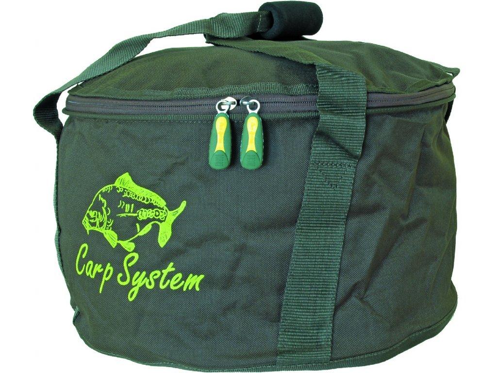 Taška na krmení a nástrahy C.S. Carp system - zvìtšit obrázek