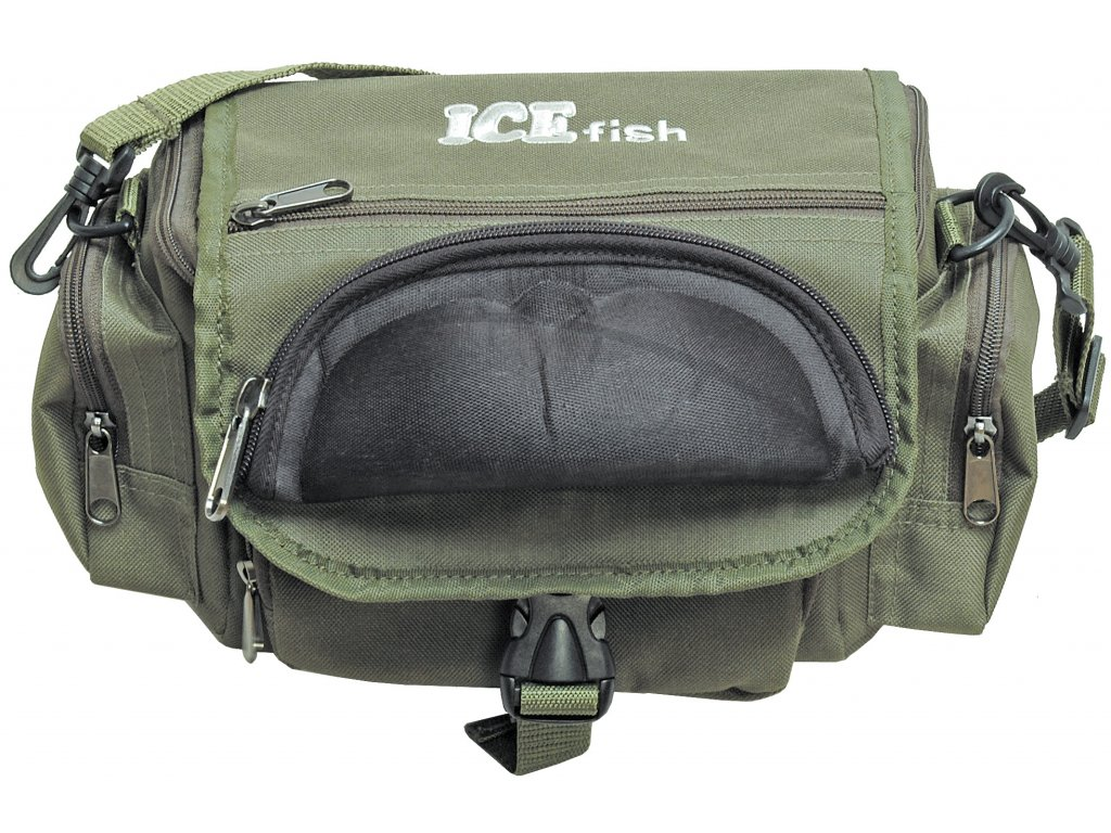 Taška na rameno ICE fish malá - zvìtšit obrázek
