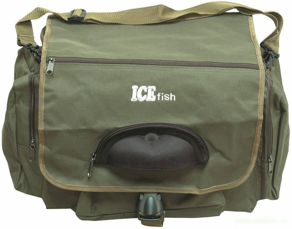 Taška pøes rameno velká ICE fish - zvìtšit obrázek