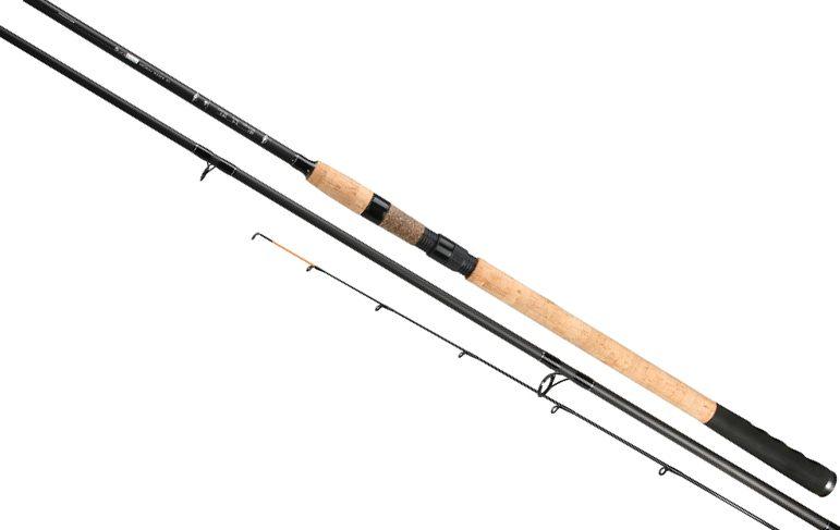 Prut Mikado Black Stone Medium Feeder 3,60 m / 120 g - zvìtšit obrázek