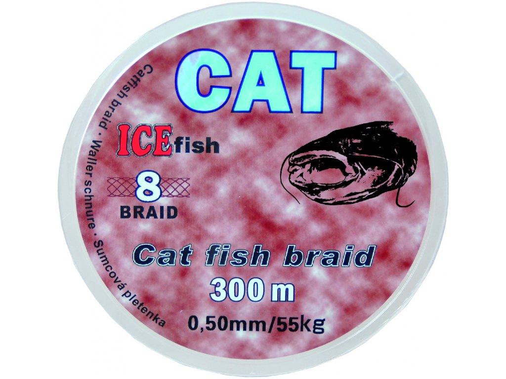 Šòùra Cat 0,50 mm / 50 kg 300m - zvìtšit obrázek
