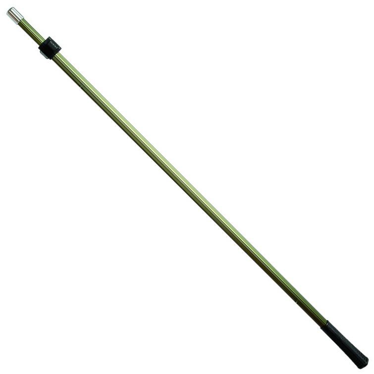 Podbìráková tyè Alu 2 m  zelená - zvìtšit obrázek