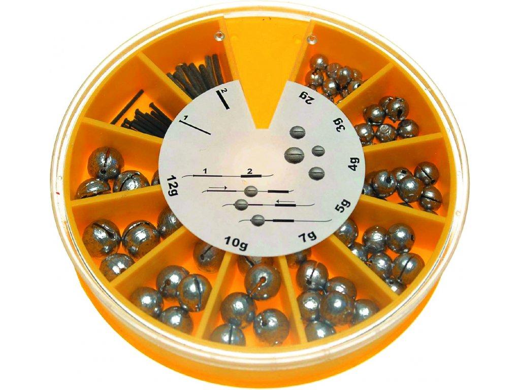 Sada kulièek 2 - 12 g výmìnné - zvìtšit obrázek
