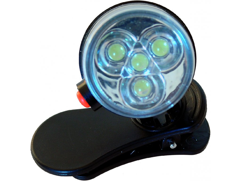 Lampièka Klip diodová - zvìtšit obrázek