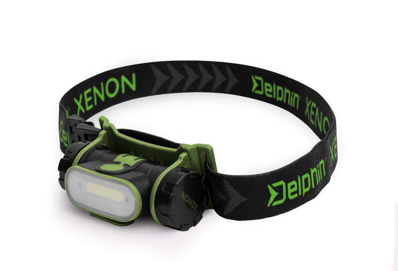 Èelová lampa Delphin XENON 5W - zvìtšit obrázek