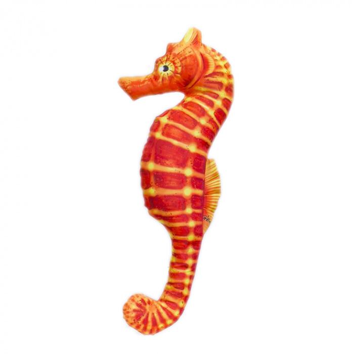 Polštáø Moøský koník èervený 40 cm, polštáøek GABY - zvìtšit obrázek