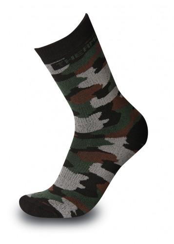 Rybáøské, lovecké zimní Termo ponožky maskované Bihor - zvìtšit obrázek