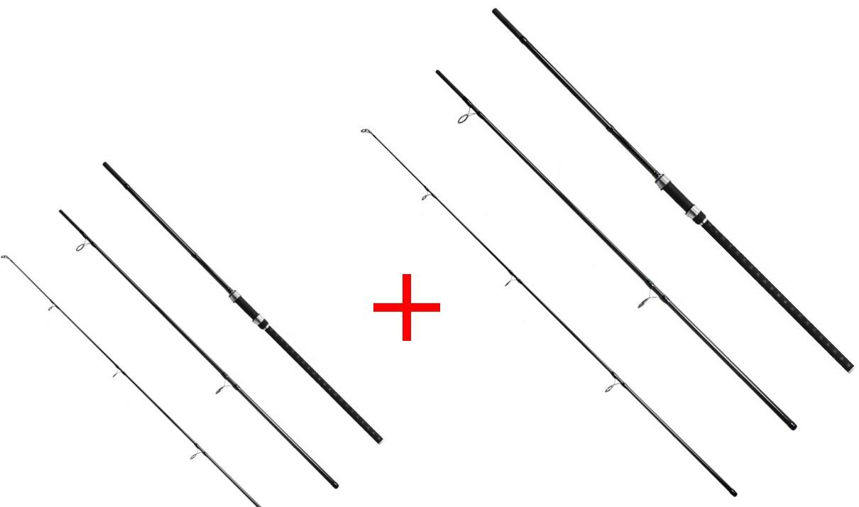 Prut Delphin Capri 1 + 1  3 díly 3,6 m / 3,5 Lbs - zvìtšit obrázek