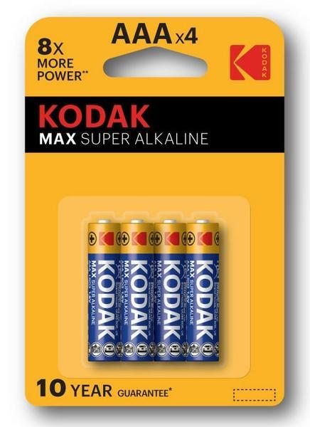 Alkalická baterie Kodak AA 1,5V - zvìtšit obrázek