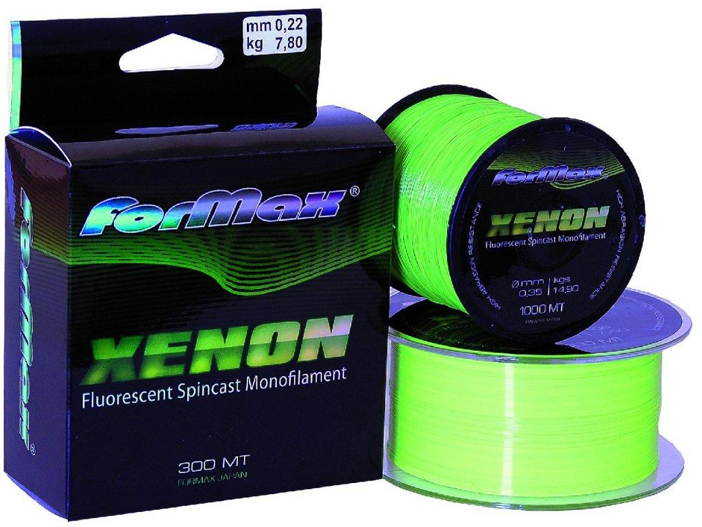 Rybáøský vlasec Xenon 1000m 0,18 0,22 0,35mm - zvìtšit obrázek