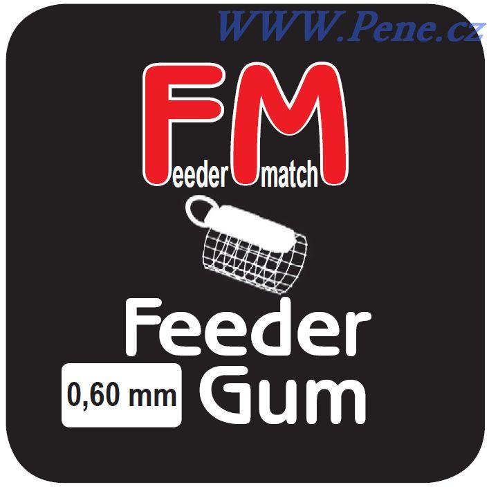 Rybáøská Feeder gum 10m, feederová guma - zvìtšit obrázek