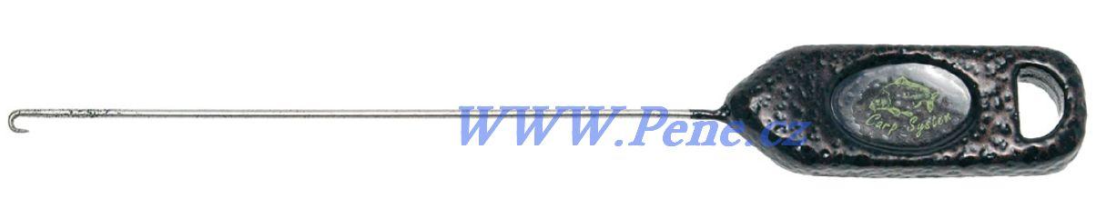 Jehla na boilies dlouhá Carp system kovová - zvìtšit obrázek