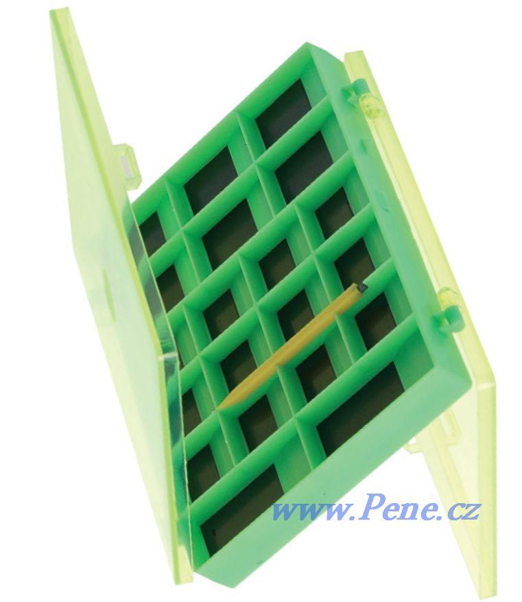 Rybáøská krabièka magnetická 1 menší na háèky a mušky - zvìtšit obrázek