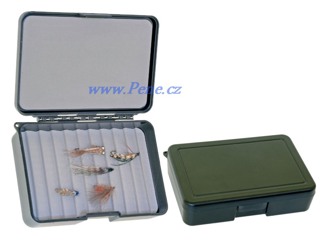 Rybáøská krabièka na mušky 11 muškaøská - zvìtšit obrázek