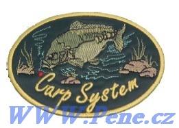 Rybáøská nášivka Carp system 2 - zvìtšit obrázek