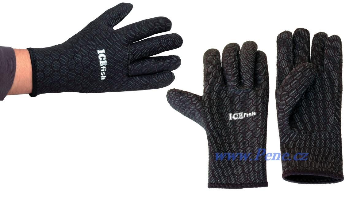 Rybáøské neoprenové rukavice ICE fish 2 - zvìtšit obrázek