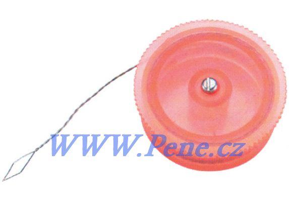Rybáøská struna protahovací s pouzdrem 200cm Carp system - zvìtšit obrázek