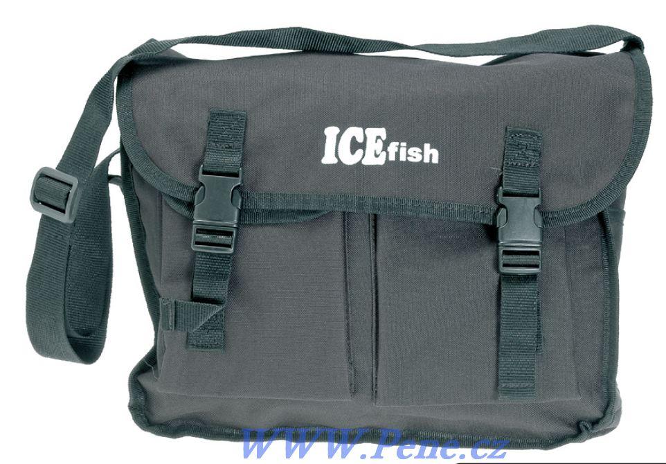 Rybáøská taška velká ICE fish pøes rameno - zvìtšit obrázek