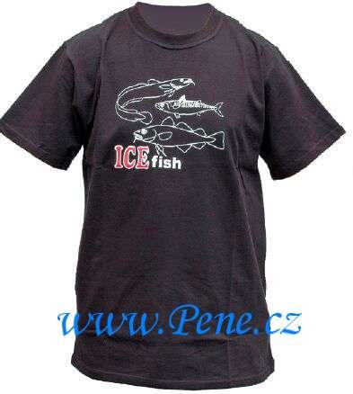 Rybáøské trièko ICE fish 2 - zvìtšit obrázek