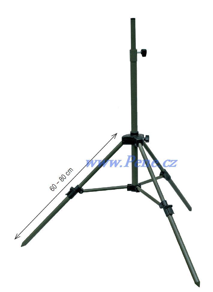 Rybáøský stojánek na prut trojnožka teleskopická C.S Carp system - zvìtšit obrázek