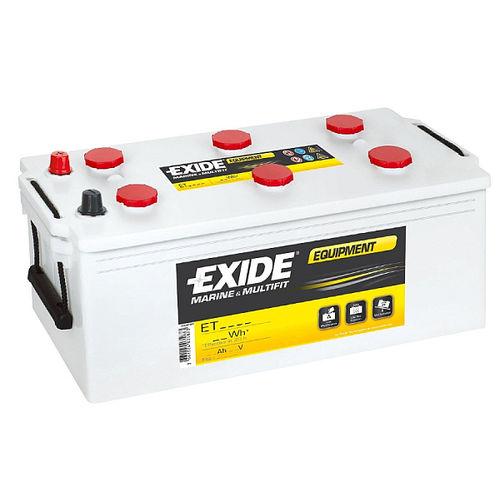 Trakèní baterie EXIDE EQUIPMENT 12V, 135Ah ET 950  - zvìtšit obrázek