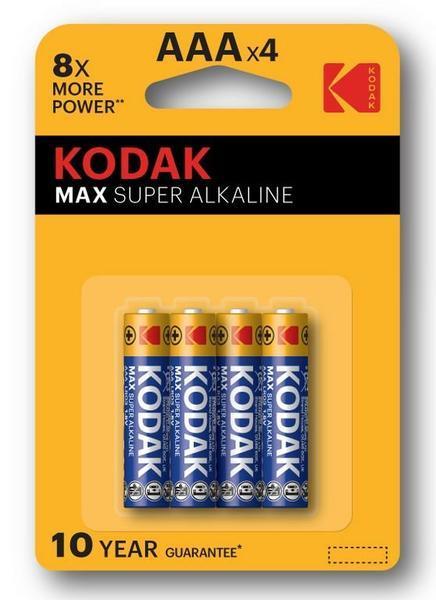 Alkalická baterie Kodak AAA  - zvìtšit obrázek