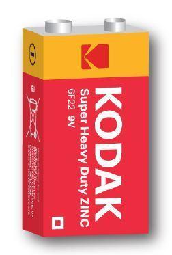 Baterie Kodak 9V - zvìtšit obrázek