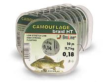 Rybáøská šòùra Broline Camouflage 10m na návazce - zvìtšit obrázek